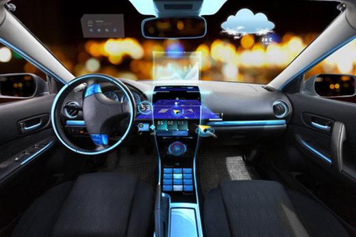 Selbstfahrendes Auto: Noch Zukunftsmusik © Syda Productions, fotolia.com