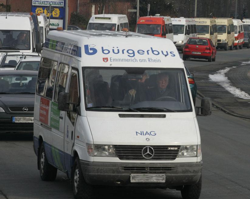 Bürgerbus  © Pro Bürgerbus NRW e.V.
