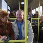 Von Tür zu Tür – Die Stadt Freyung führt weltweit ersten öffentlichen Nahverkehr auf Abruf ein