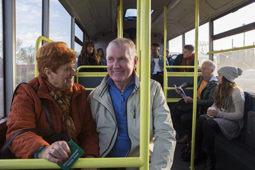 Bus fahren © dglimages, fotolia.com