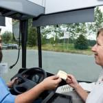 Bus und Bahn nutzen