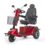 Elektromobile mit drei oder vier Rädern