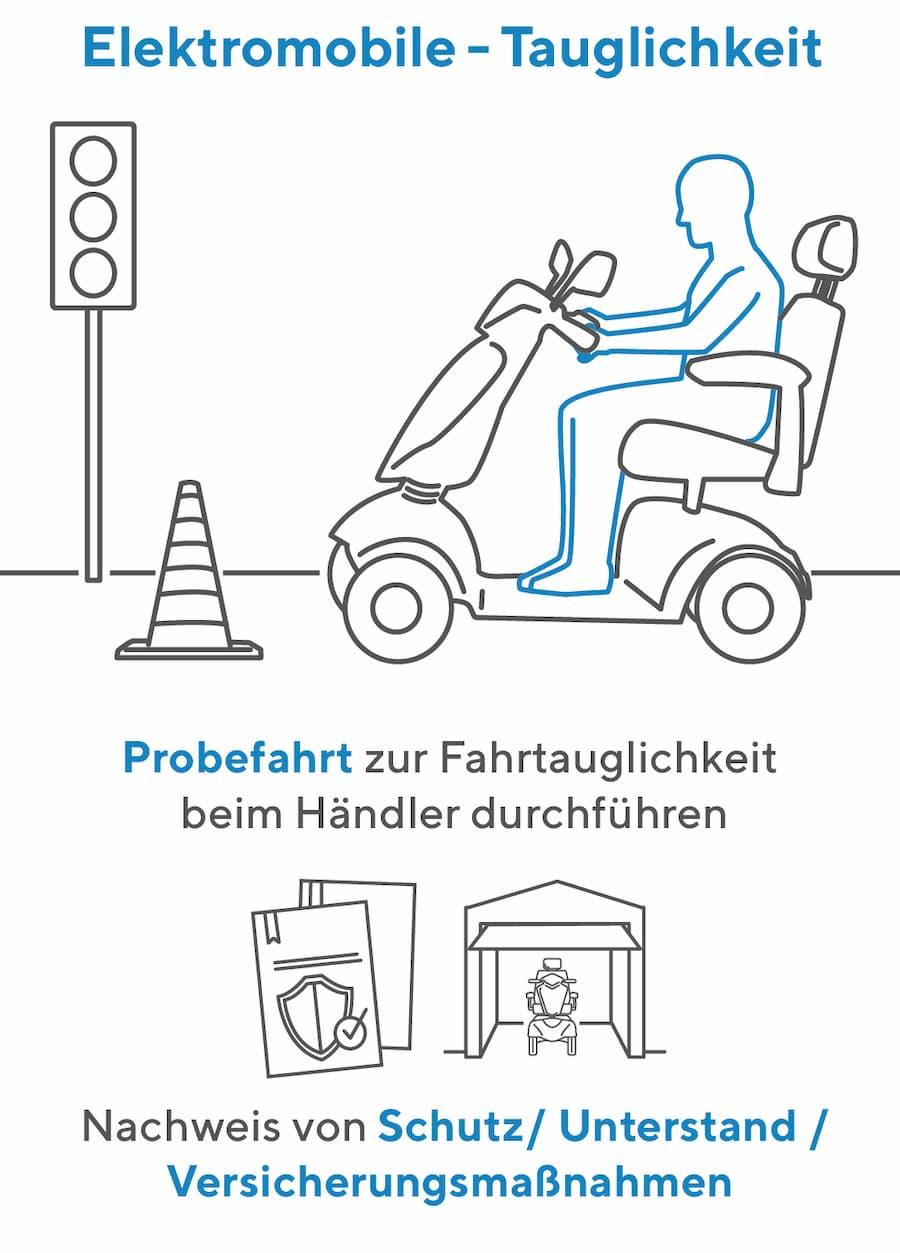 Elektromobil Tauglichkeit