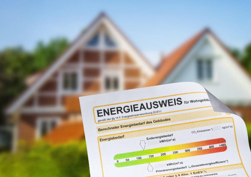 Energieausweis © eisenhans, stock.adobe.com