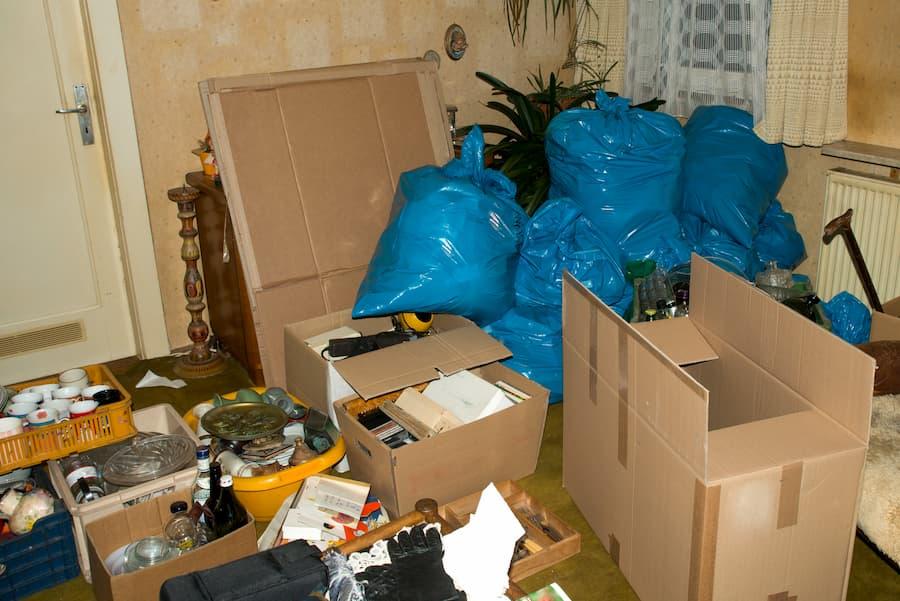 Entruempelung und Wohnungsauflösung © DoraZett, stock.adobe.com