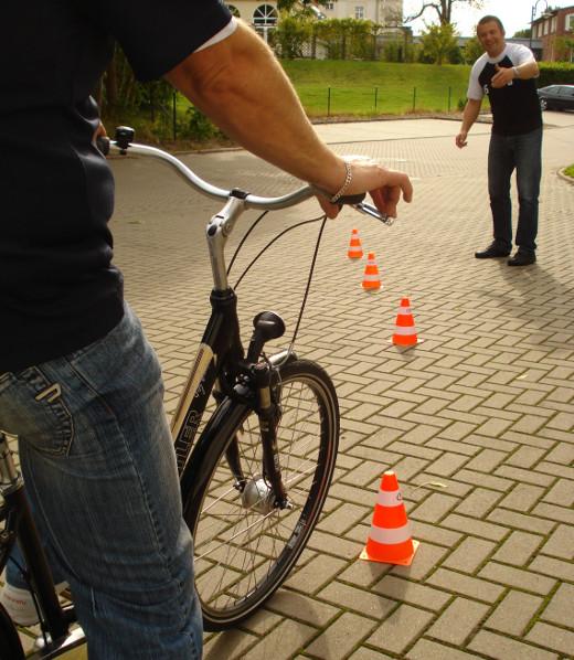 Fahrrad Fahrschule © Christoph Rasch, ADFC