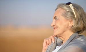 Alleinreisende Senioren