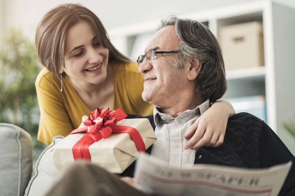 Geschenke für Senioren © sebra, stock.adobe.com