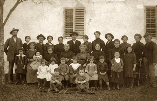 Großfamilie © blantiag, fotolia.com