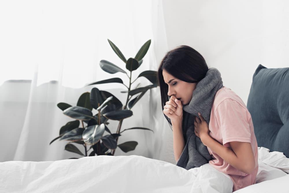 Erkrankungen der Atemwege schwächen oft den ganzen Körper © Lightfield Studios, stock.adobe.com