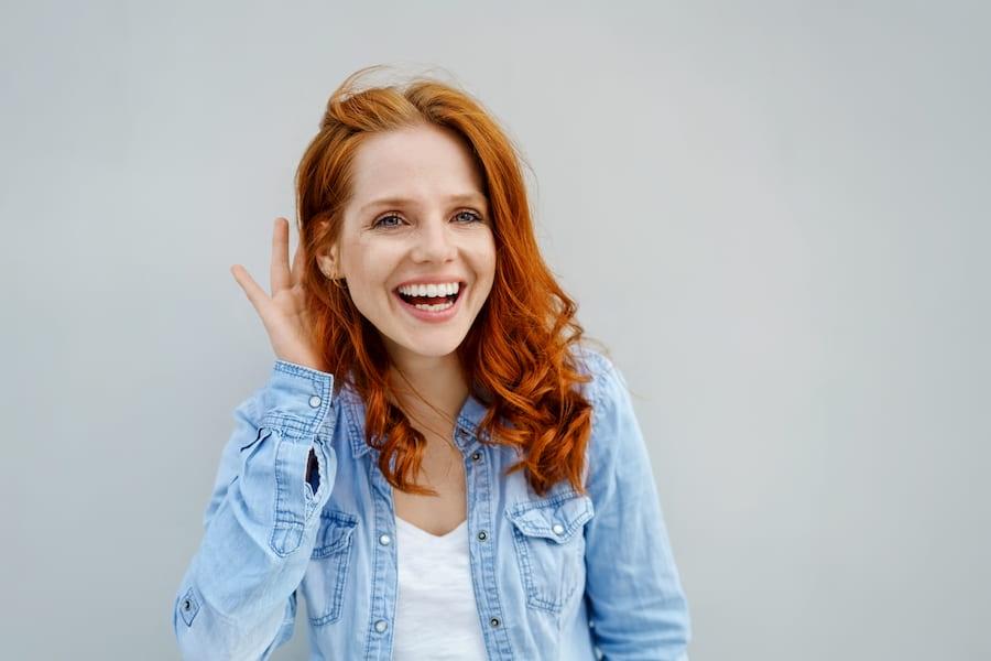 Lachende Frau © contrastwerkstatt, stock.adobe.com