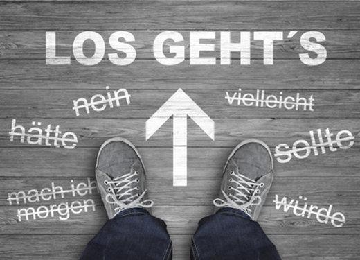 Los Gehts © Coloures-pic, fotolia.com
