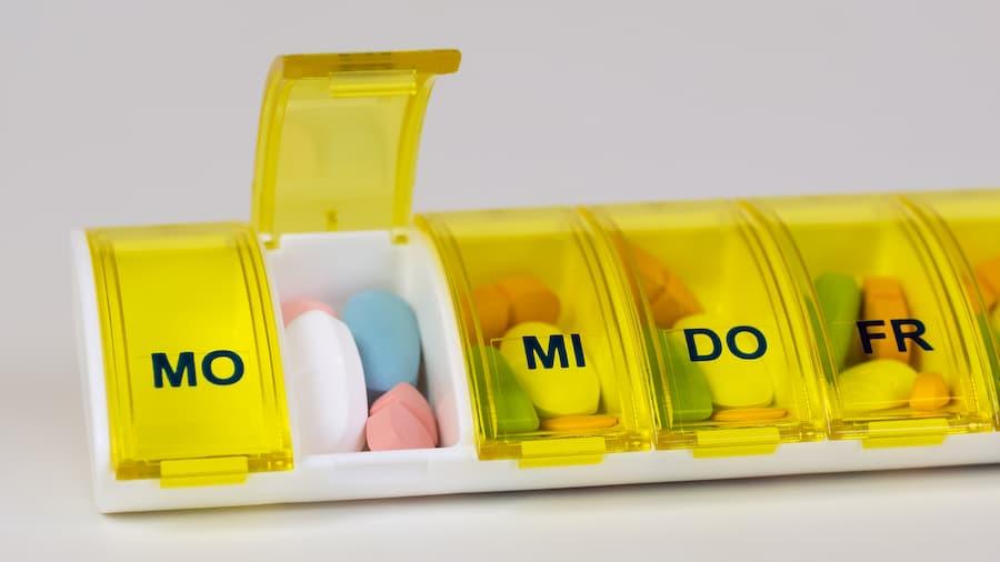 Medikamente Aufbwahrung und Einteilung  © Gundolf Renze, stock.adobe.com