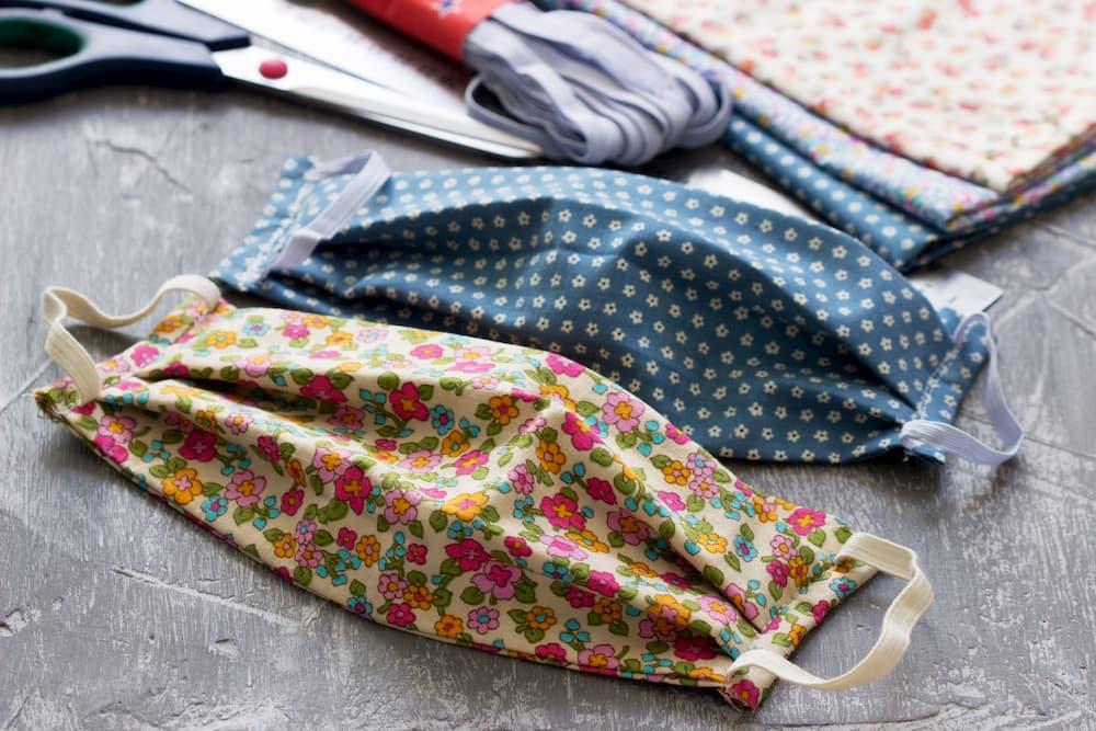 Mund-Nasen-Schutz-Maske © Janna, stock.adobe.com