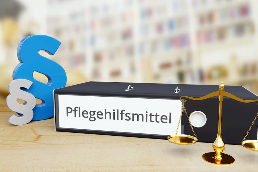 Pflegehilfsmittel © MQ Illustrations, stock.adobe.com