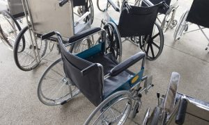 Rollstuhl Typen