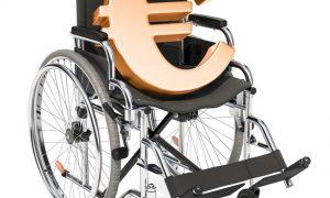 Rollstuhl Kosten