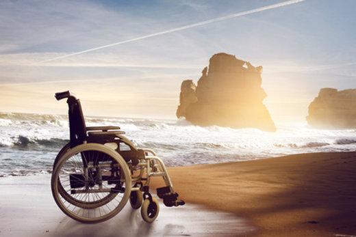 Urlaub mit Handicap © lassedesignen, fotolia.com