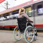Rollstuhl nutzen