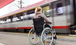 Barrierefrei unterwegs mit der Deutschen Bahn