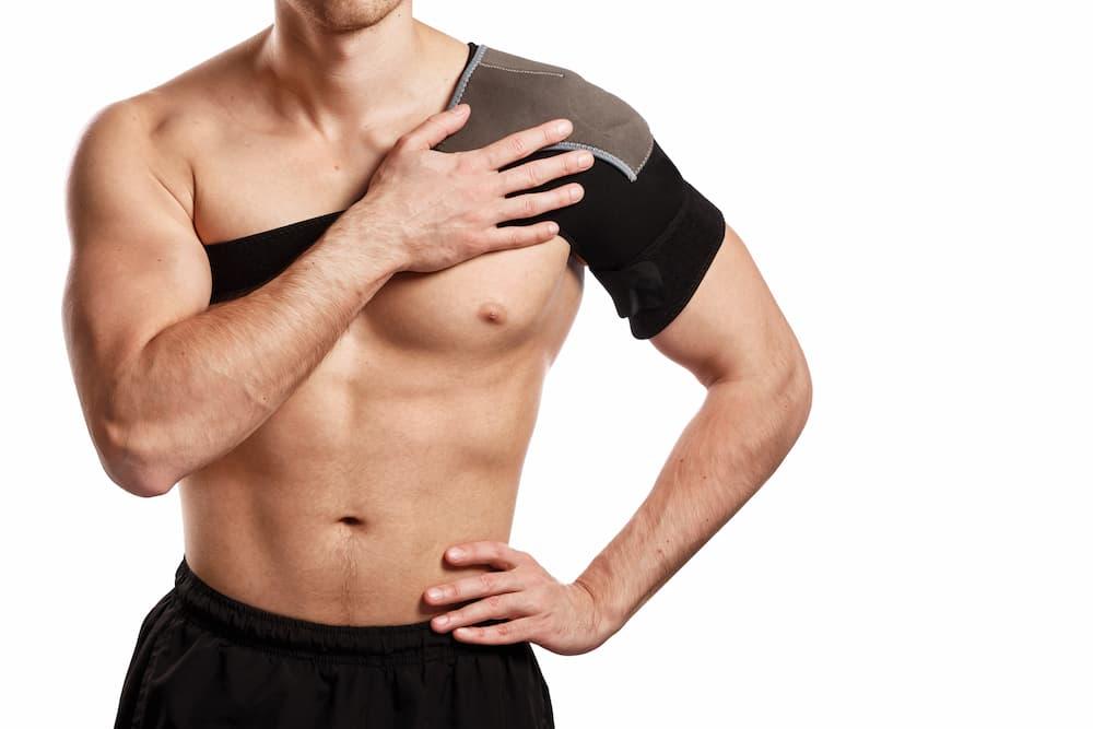 Schulterbandage © blackday, stock.adobe.com