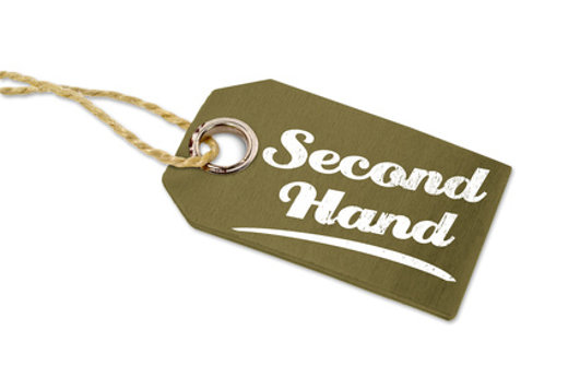Second Hand © stockWERK, fotolia.com