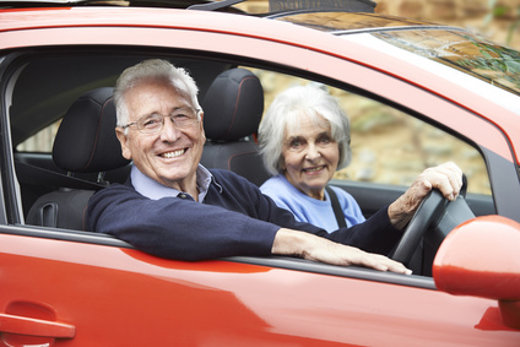 Autofahren bis ins hohe Alter © highwaystarz, fotolia.com