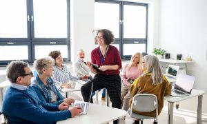 Senioren-Bildungskurse