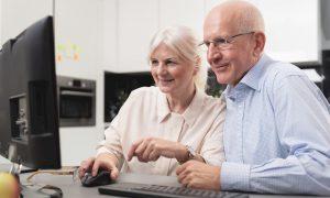 Computer-Zubehör für Senioren