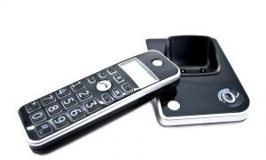 Schnurloses Festnetz-Telefon