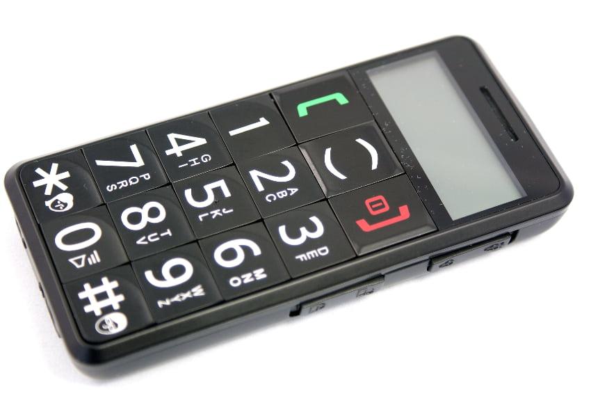 Senioren-Mobiltelefon © PhotographyByMk, stock.adobe.com