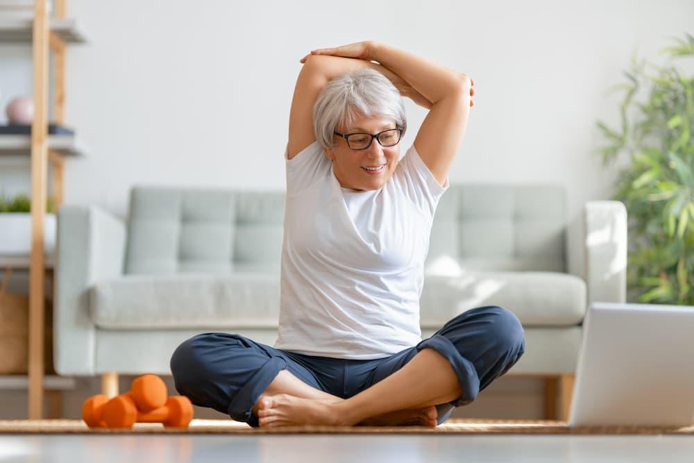 Sport hält fit © Konstantin Yuganov, stock.adobe.com