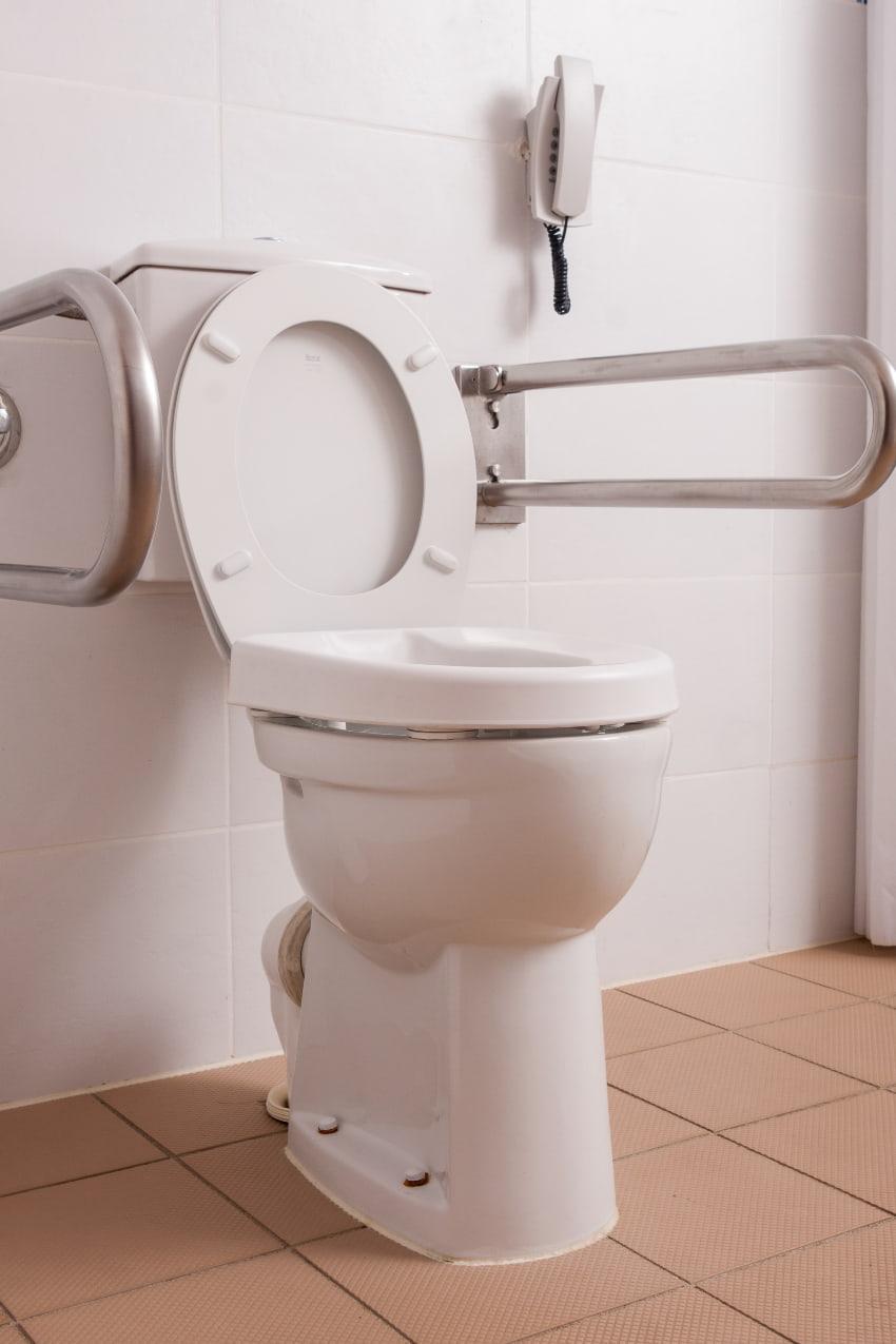 Berühmt Hilfsmittel für das WC: Toilettenbenutzung ohne Hindernisse QF83