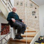 Treppenlift: persönliche Voraussetzungen