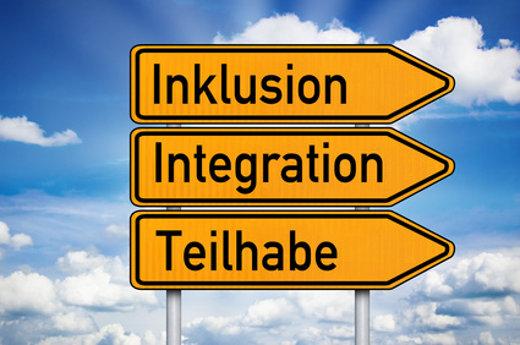 Inklusion, Integration, Teilhabe © stockWERK, fotolia.com