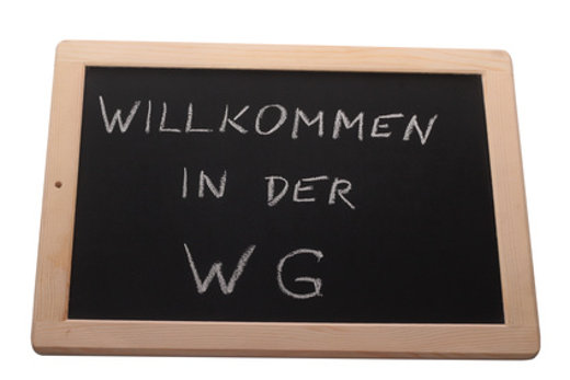 Willkommen in der WG © Heidi Mehl, fotolia.com